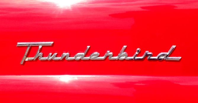 Thunderbird Brightwork by Mike-the-Vector