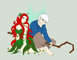 ROTG: Spring and Snow by Emerarudo-chan