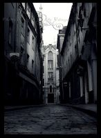 Riga streets by BloodAddict