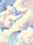 Mega Altaria by MusicalCombusken