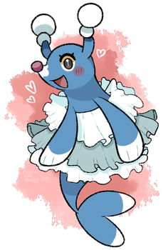Brionne by SketchBookOaP