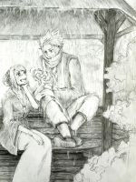 FT NaLu request by Colascka