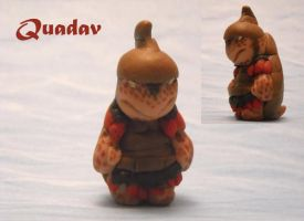 FFXI Chibi Quadav by Blackash