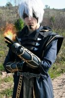 Skyrim thalmor cosplay by NakashiOroshu