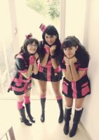 S/Mileage - You're expecting too much! by Chocoburu