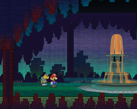 Guys I found Classic Paper Mario by Fawfulthegreat64
