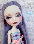Lilly (Custom OOAK Ever After High) by Katalin89