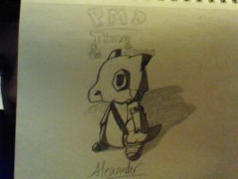 PMD: Time and Space- Alexander by Buizelfreak