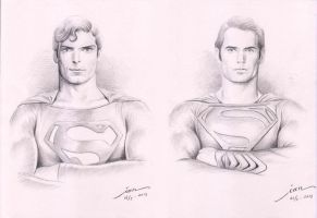 SUPERMAN by Ianrialdi