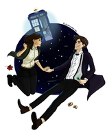 Doctor Who by Riding-Lights