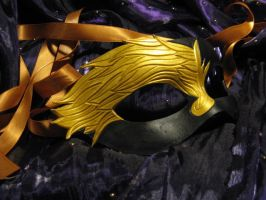 Golden Aeon Effect Mask by ToTheMask