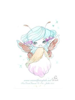 Aquarelle Fee by Nailyce