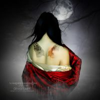 Lost Wings by vampirekingdom