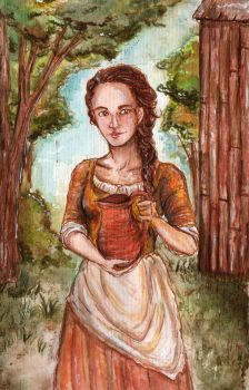 Maidservant by Meriquee