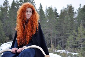 Brave: Merida II by Ginger-I