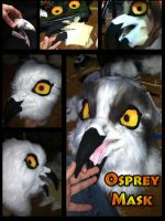 Osprey Mask by omtay
