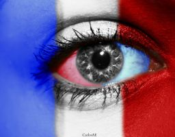 The Eye of France by CarlosAE