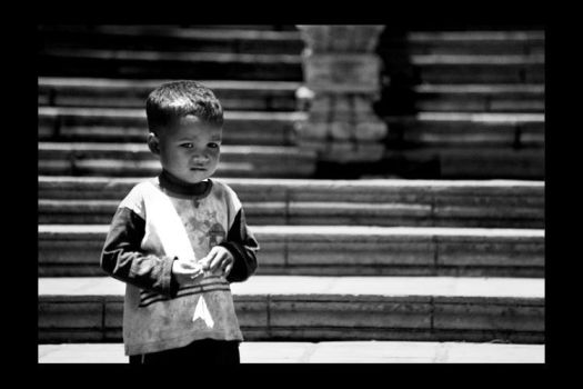 Cambodian kid V by crackypipe