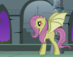 Flutterbat 'The New Prime Vampire Pony' by VISION-KING