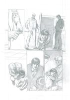 The Inspection (pencils) Page 4 by TomRFoster