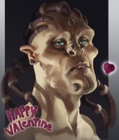 Happy Valentine's day! by Suzanne-Helmigh