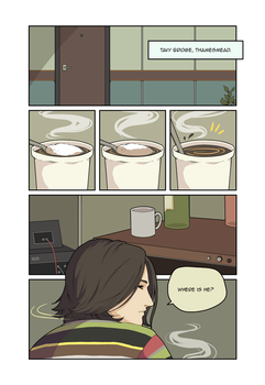 [Save Me] Page 1 by Gasara
