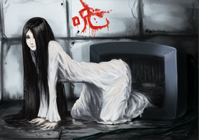 Sadako Yamamura by moontown0125