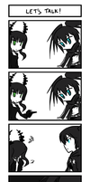 BRS - Let's Talk by xKaishaku