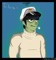 Murdoc by DEMONsnowy