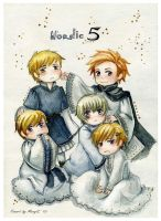 APH Scandinavia by MaryIL