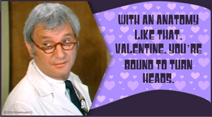Doctor Early Valentine 2014 by harrimaniac27
