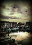 Harbour by decklansheur