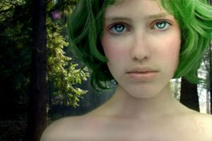 Saria the Forest Sage by Cleonor