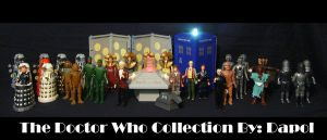 Dapol Doctor Who Collection by Police-Box-Traveler