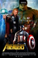 The Avengers movie posters by iNo019