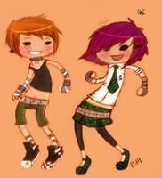 Time to dance. :D by playxdead