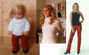 Buffy Doll by RevelloDrive1630