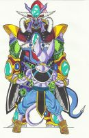 MBO Janemybuu Final Form vs Beerus by DBZ2010