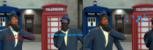 [GMod] Time travel problems (not for any contest) by MarcoMetalWolf