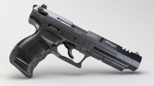 Walther P22 by RavenRender