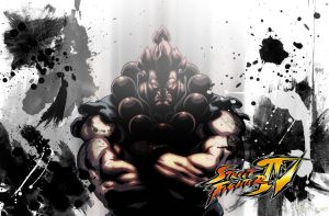 Street Fighter IV Wallpaper 2 by igotgame1075