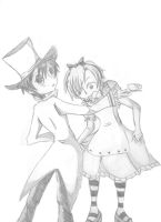 Ouran  Host Club-Switching roles by BlackAndWhiteTiger