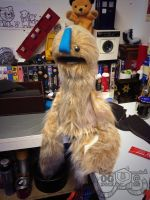 Un-named Sloth Puppet (WiP) by Concore