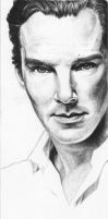 cumberbatch by gunneos