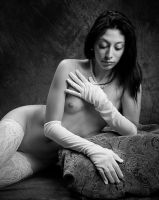 White Gloves by Plage-Photo