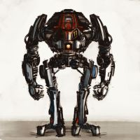mechDesign by paololimoncelli