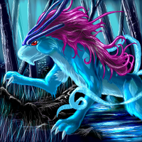 Lost Suicune by Soreiya