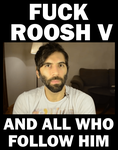 Fuck Roosh V by Party9999999