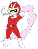 Viewtiful Joe by VGAfanatic