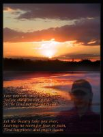 Sunset... by maelyn